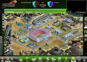 manager football arena