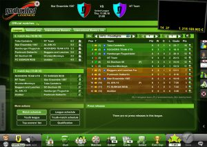 manager football ligue