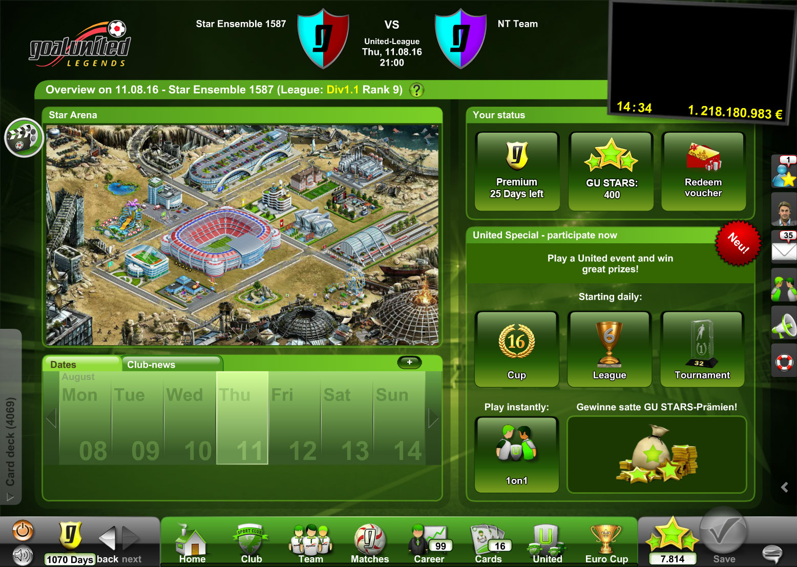 Home goalunited legends the online football manager game smart match calculation meets huge gaming depth gumiabroncs Gallery
